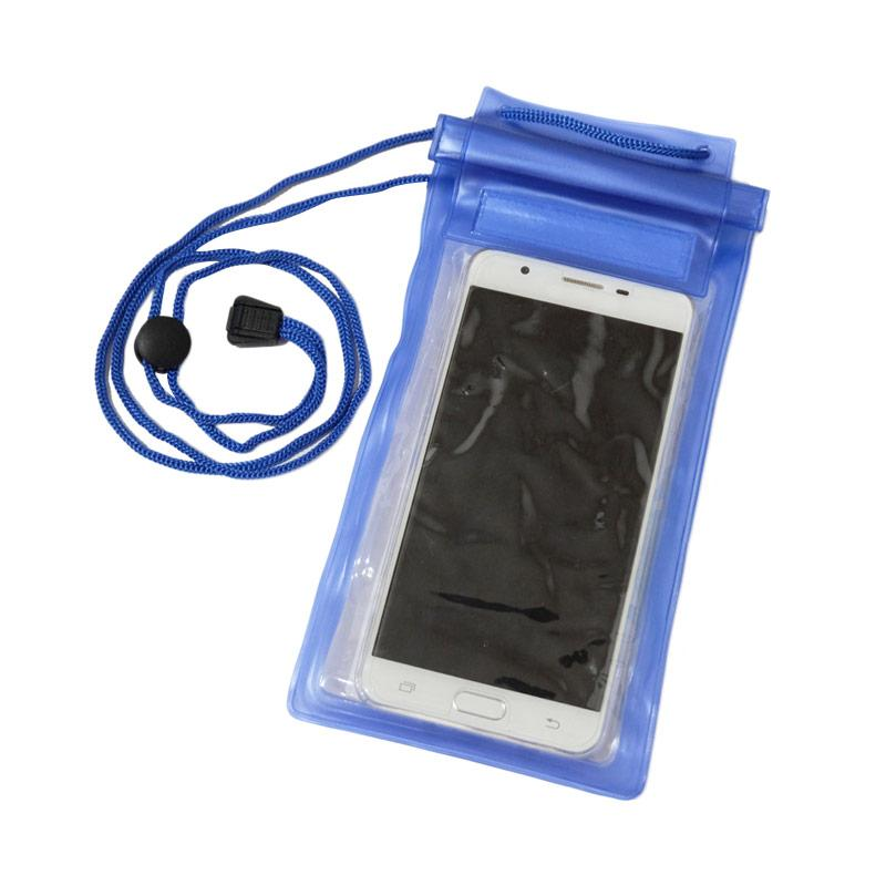Waterproof Case for [Smartphone] - Dark Blue