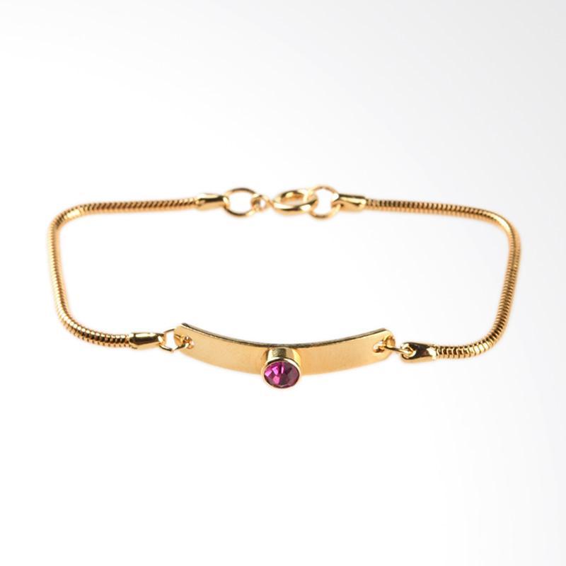 1901 Jewelry Eyes Bracelet GL.485.HR41 MG - Gold
