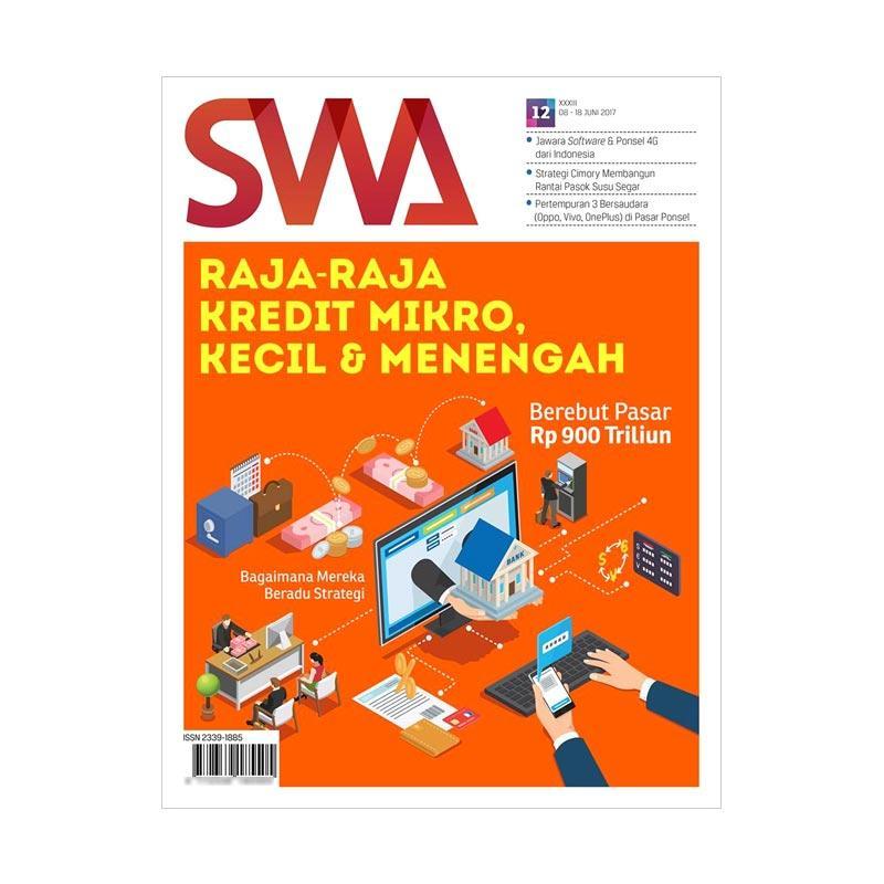 SWA edisi 12/2017 Majalah Business