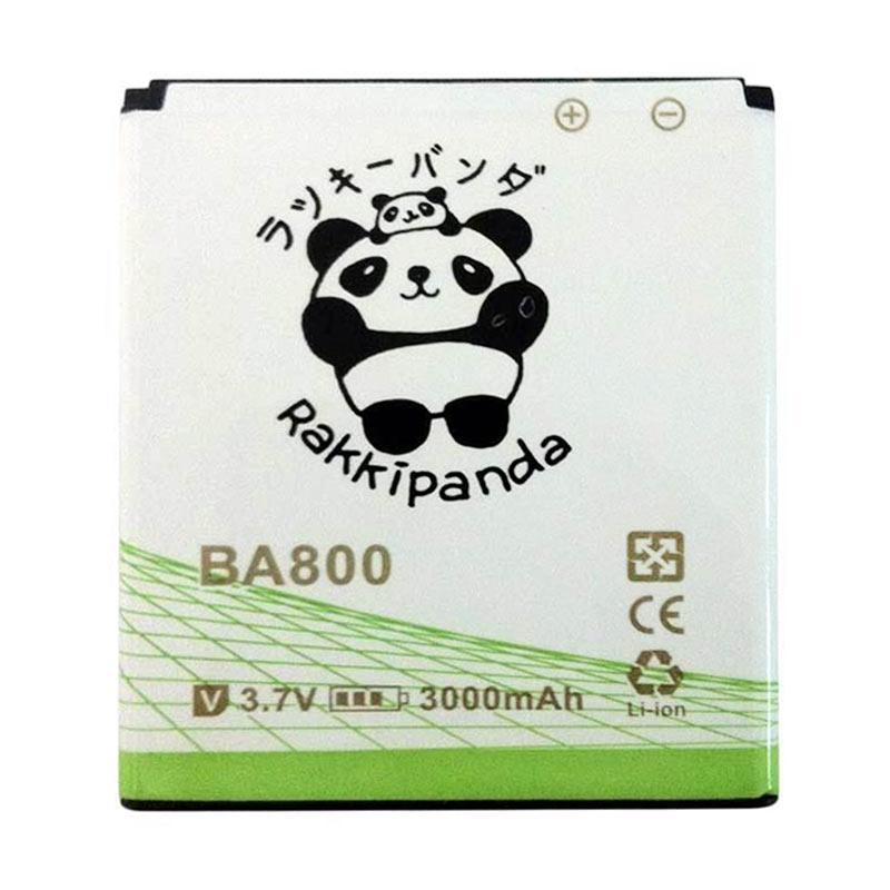RAKKIPANDA Double Power IC Battery for Sony Xperia S BA-800