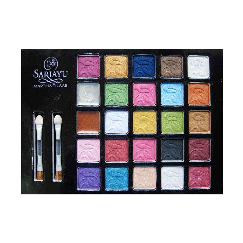 Rekomendasi Kombinasi Warna yang Tepat untuk Lipstik dan Eyeshadow Sariayu
