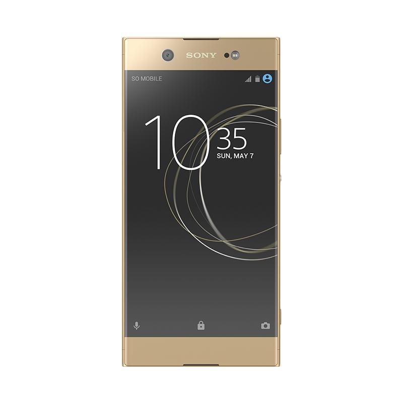 Sony Xperia XA1 Ultra Smartphone - Gold [64 GB/ 4 GB]