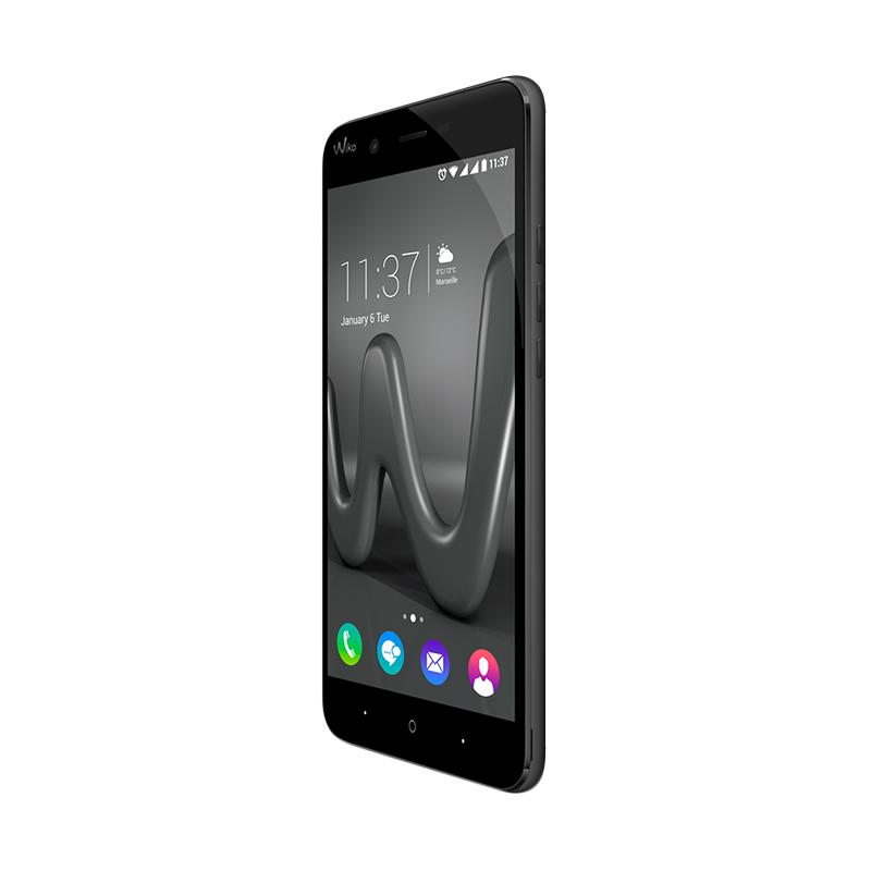 Wiko Harry V3953AN Anthracite Smartphone [16 GB/3 GB]