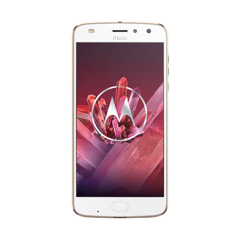 Motorola Moto Z2 Play Smartphone - Fine Gold [64GB- 4GB]