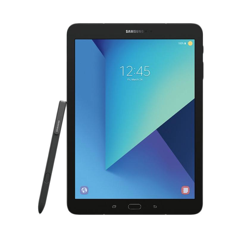 Samsung Galaxy Tab S3 9.7 inch SM-T825 Tablet - Black - 9314225 , 16922280 , 337_16922280 , 9990000 , Samsung-Galaxy-Tab-S3-9.7-inch-SM-T825-Tablet-Black-337_16922280 , blibli.com , Samsung Galaxy Tab S3 9.7 inch SM-T825 Tablet - Black