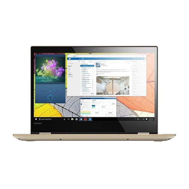 """Lenovo Yoga 520-14IKB ADID Gold [i5-8250U / 4GB DDR4 / 1TB HDD / GT940MX 2GB / 14"""" FHD Touchscreen / Win10 / Stylush Pen]"""