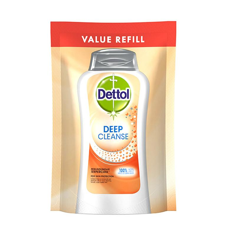 Dettol Deep Cleanse Body Wash [225 mL/Pouch]