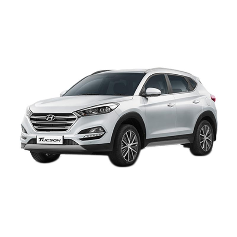 Jual Hyundai All New Tucson 2 0 Xg Crdi Mobil Pure White Terbaru Harga Promo September 2019 Blibli Com