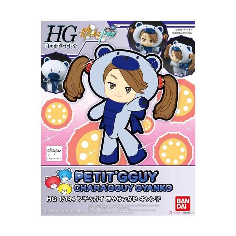 Bandai HGPG Charagguy Gyanko Model Kit [1:144]