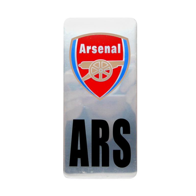 SIV EMB-P14 Klub Bola Arsenal Universal Emblem Plat nomor Mobil
