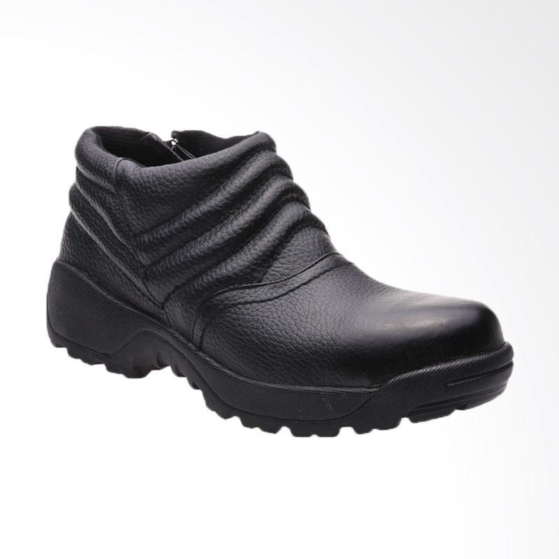 Handymen Formal Safety Boot - Black SPT 305