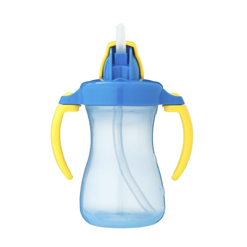 Pigeon Petite Straw Bottle - Blue [150 mL]