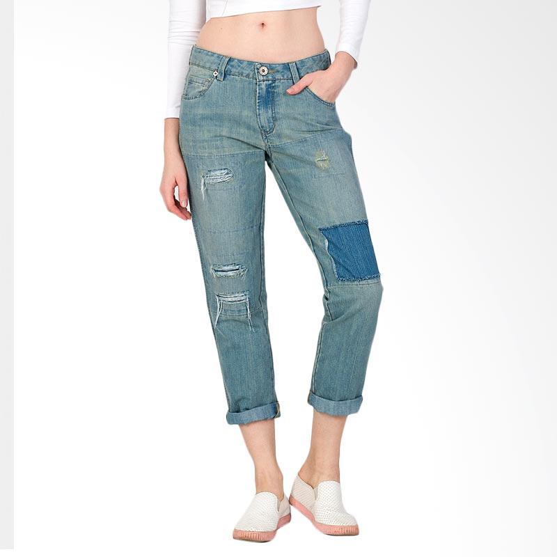 SJO & SIMPAPLY Degree Women's Jeans - Blue
