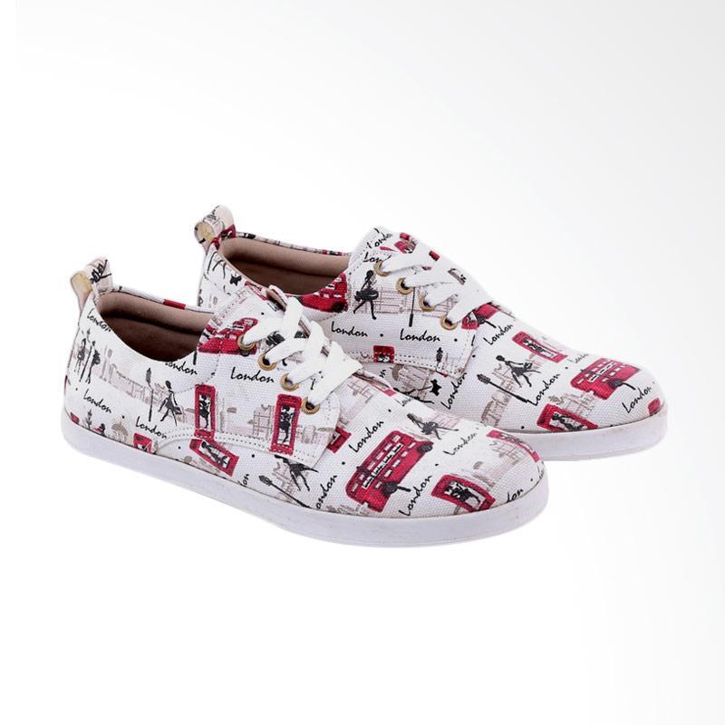 Garucci GYT 7255 Sneakers Shoes Sepatu Wanita