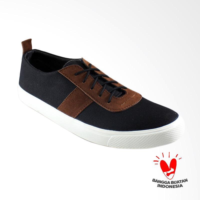 Dane and Dine Tron (N) Sepatu Pria - Black