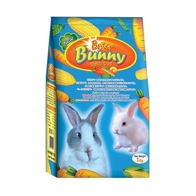 Jual Briter Bunny Carrot Makanan Kelinci [1 Kg] Online - Harga & Kualitas Terjamin | Blibli.com