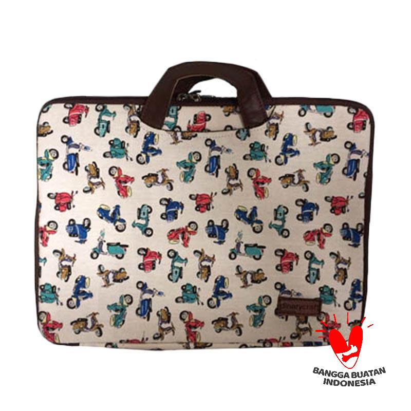 Dinary Vespa Laptop Case