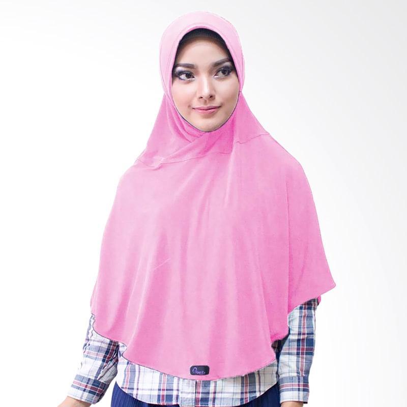 Milyarda Hijab Bergo M Jilbab Instan - Dusty Pink