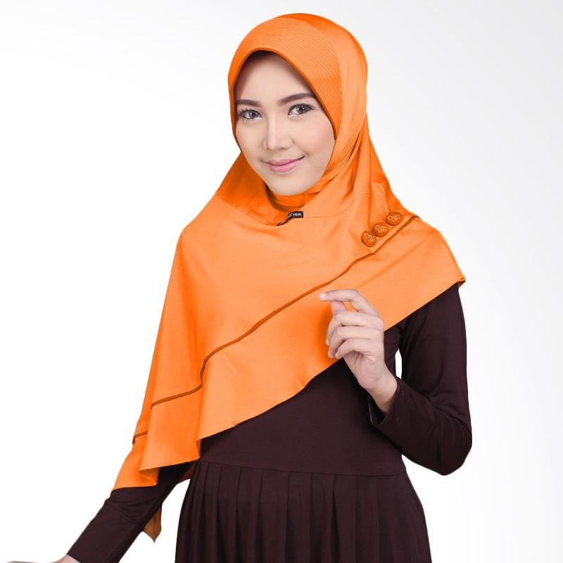 Nafisa Production Adelia Jilbab Cantik - Orange