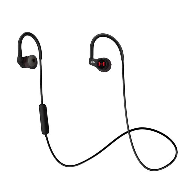 JBL Under Armour Sport Wireless Heart Rate Headset - Black