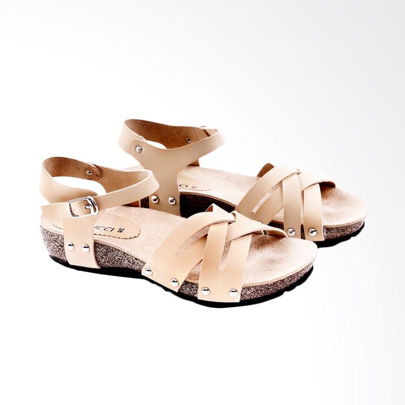 Garucci GTF 8078 Flats Sandal Wanita
