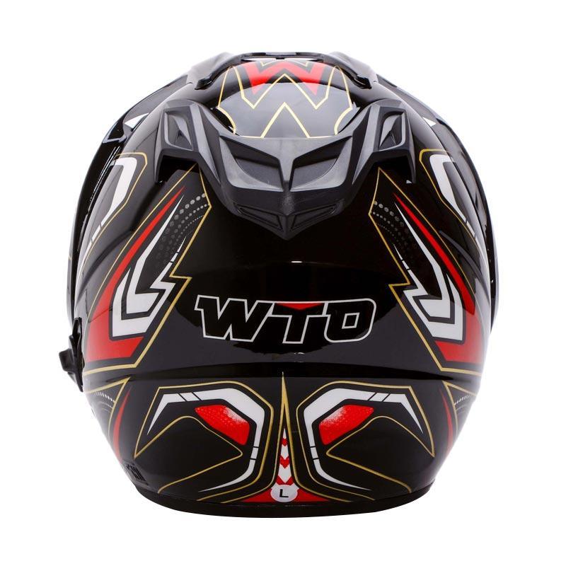 WTO Helmet Impressive Spectra Double Visor