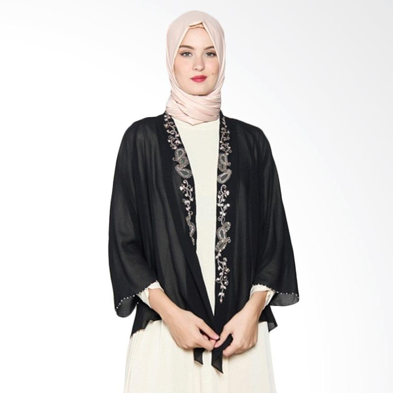 Yanna Azwar Gendis Outer Muslim Wanita - Black