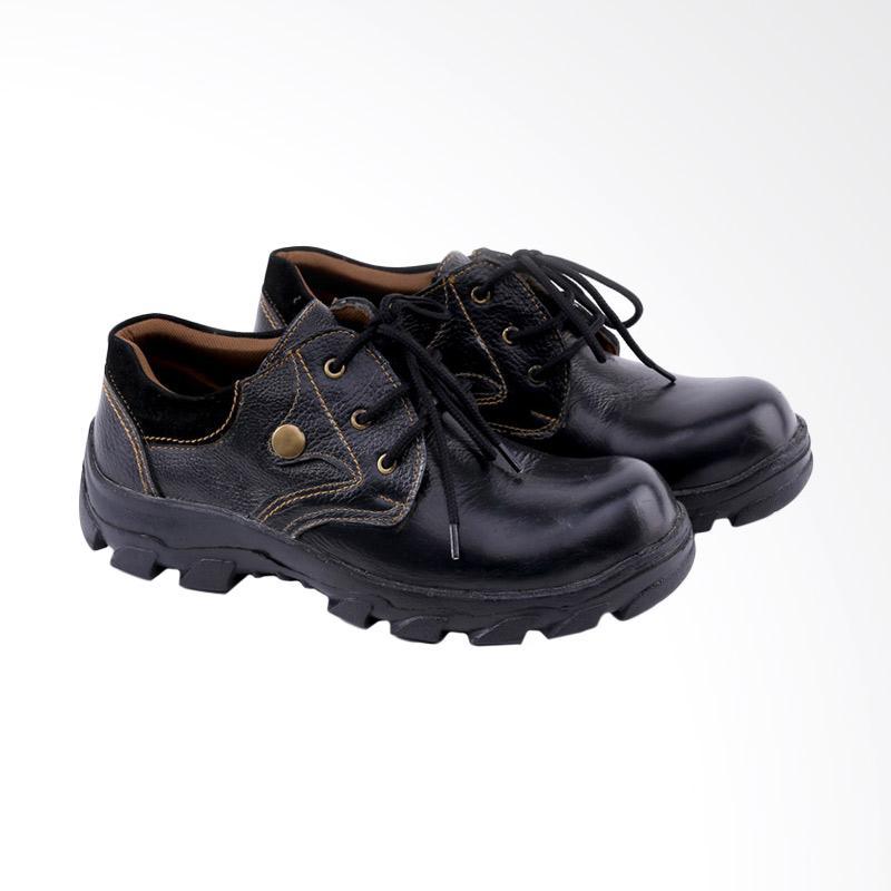 Garucci Sepatu Boot Formal Pria GJG 0389