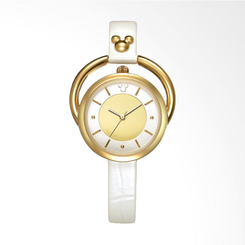 Disney MS11023-G Mickey Jam Tangan Wanita - Putih