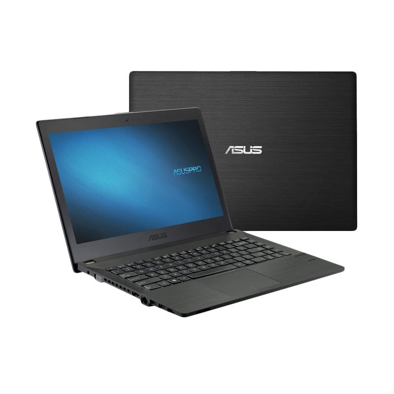 harga Asus P2440UQ-FQ0116 BLACK - [Intel Core i7-7500U Dual Core/8GB/1TB/GT940MX 2GB DDR3/14