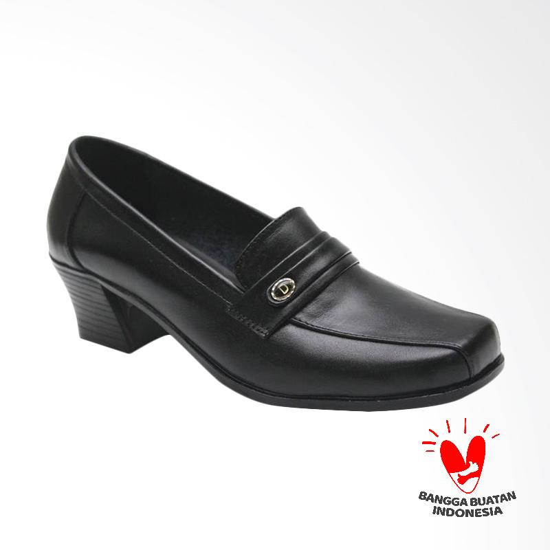GRUTTY GR 82002 Sepatu Heels Wanita - Hitam