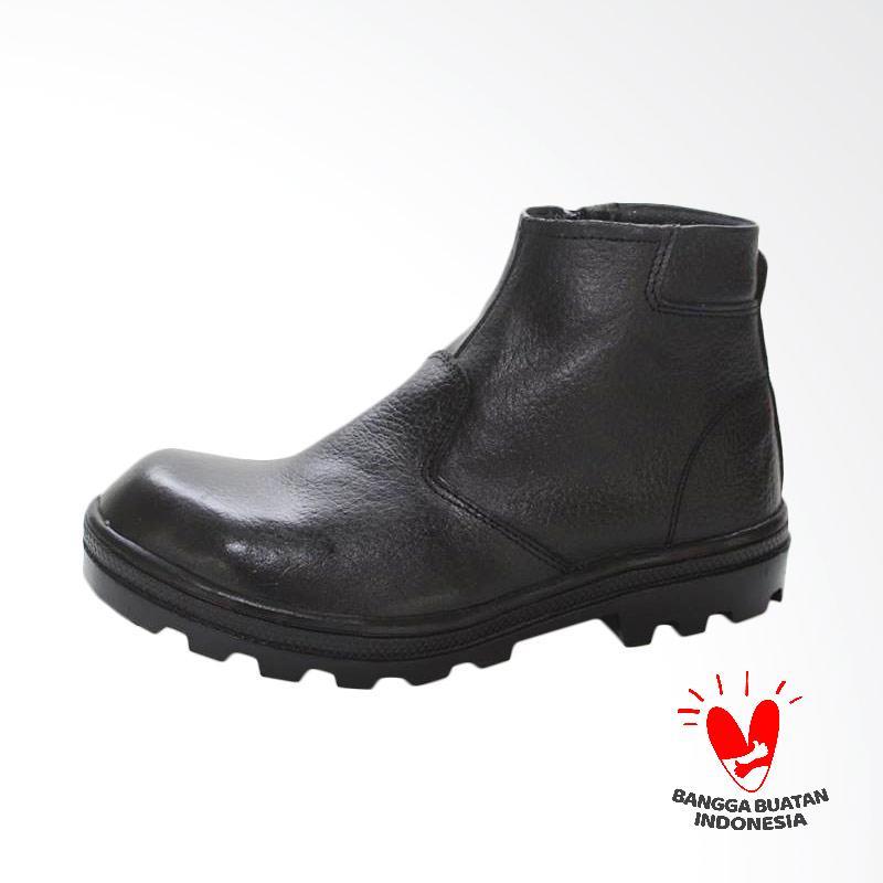Grutty Sepatu Boots Pria