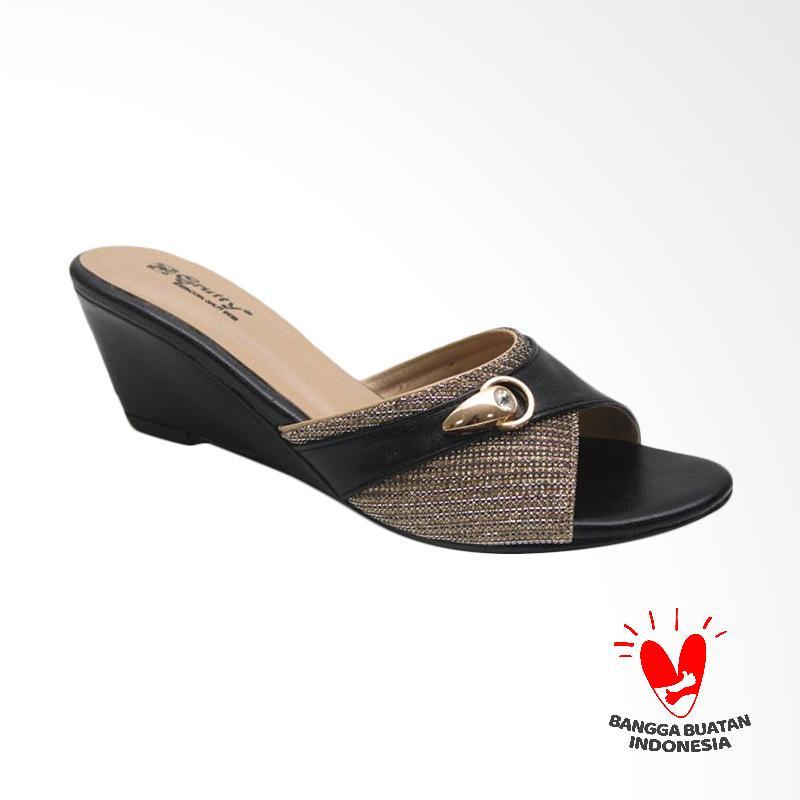 Grutty GR 82095 Sandal Wedges Wanita