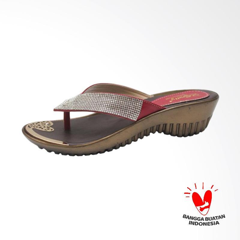 Grutty GR 82110 Sandal Wedges Wanita