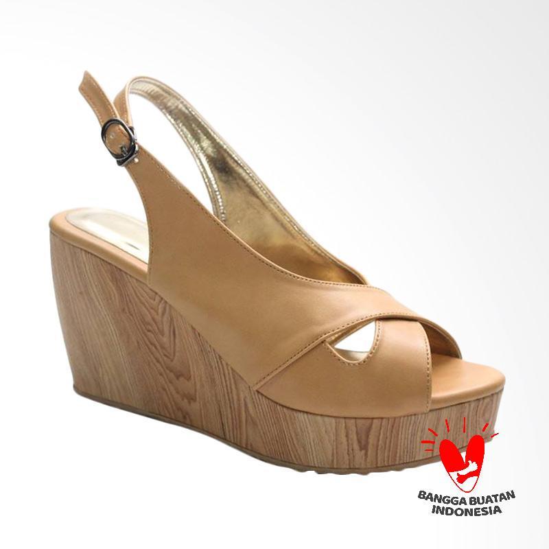 Grutty GR 82120 Sandal Wedges Wanita