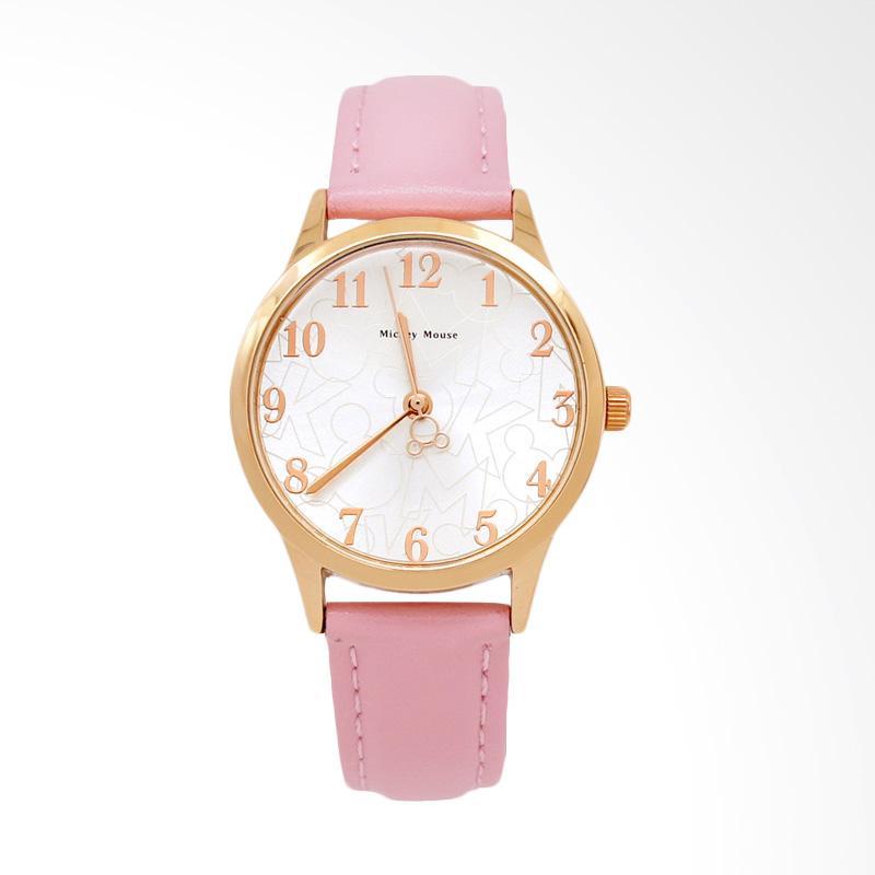 Disney MS11003-P Mickey Jam Tangan Wanita - Pink