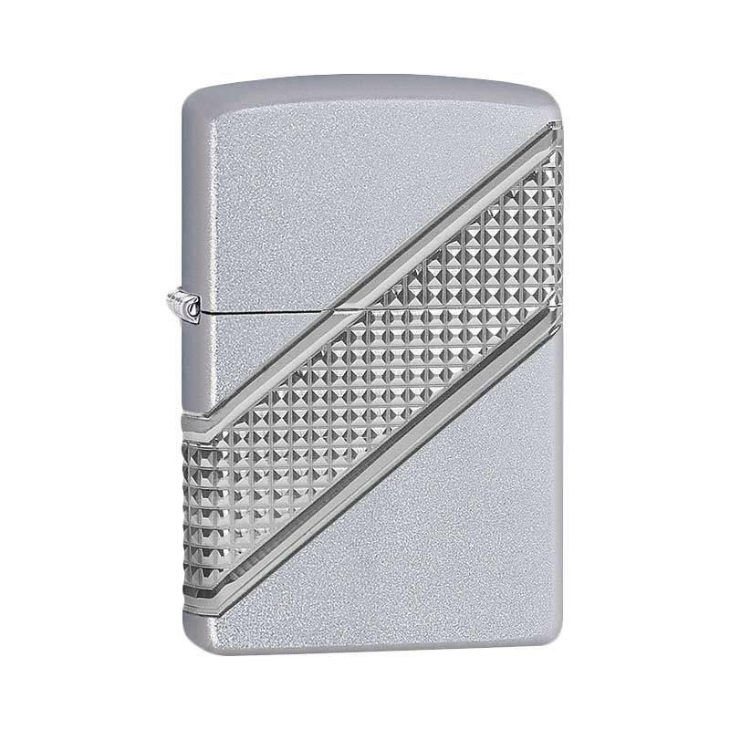 Zippo 2016 Collectible of the Year Armor Facet Pocket Lighter