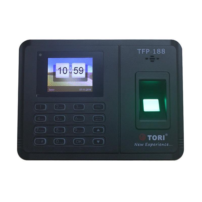 Tori TFP-188 Mesin Absensi - Black