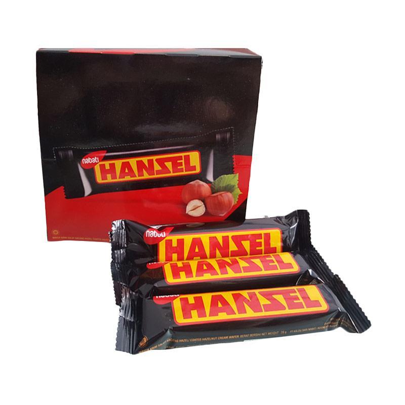 Nabati Hansel Wafer Box [12 pcs/1 box]