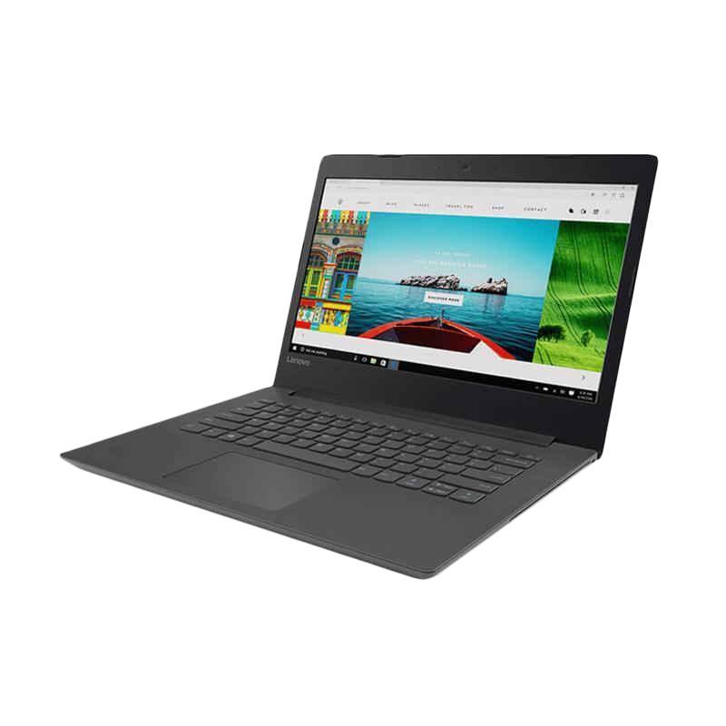 harga LENOVO IDEAPAD 320-2QID RID SID TID (BLACK) RAM 4 GB DDR4 HARDISK 500GB LAYAR 14 INC + BONUS TAS LAPTOP Blibli.com