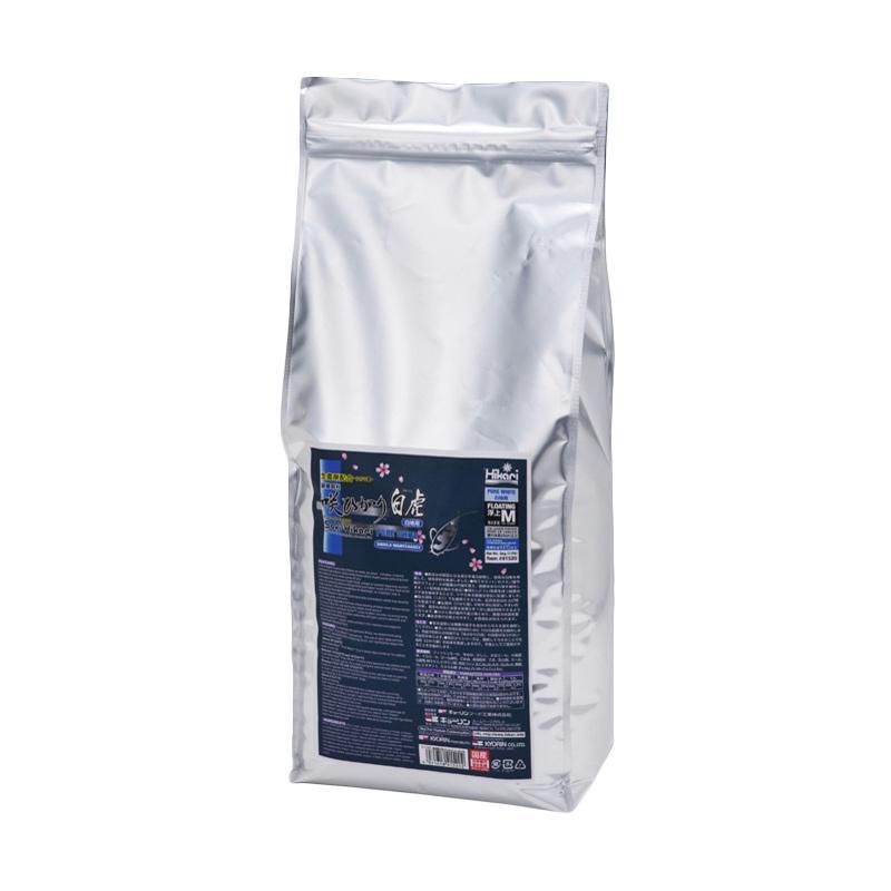Saki-Hikari Pure White 5 KG Medium Size
