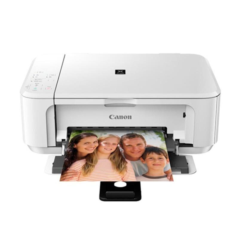 harga Canon MG3670W Multifunction Ink Jet Printer Blibli.com