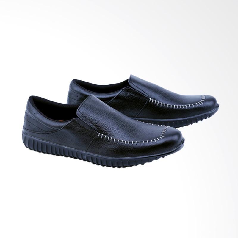 Garsel Sepatu Slip On Kasual Pria GCN 1601
