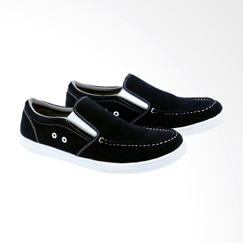 Garsel Sepatu Slip On Kasual GLT 1608