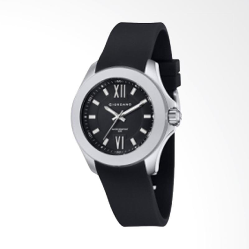 Giordano Jam Tangan Pria - Silver Black 1711-01