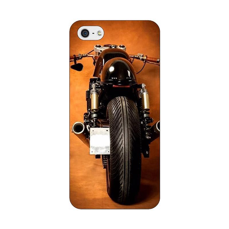 harga Kustom Kaze Cafe Racer 0107 Casing for iPhone 5/5s/5se/5c Blibli.com