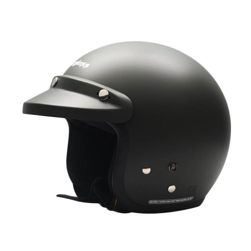 Cargloss CFM Retro Army Helm Half Face