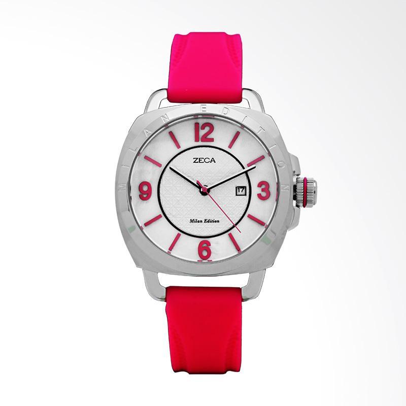 Zeca 1006L.RPI.D.S1 Jam Tangan Wanita - Pink