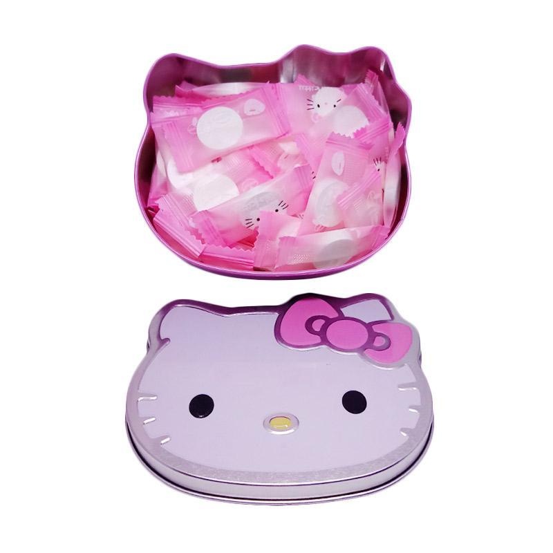 Hello Kitty Masker Wajah - Pink