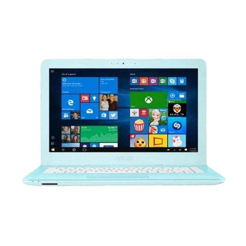 harga Asus VivoBook Max X441UV-WX095T Notebook - Aqua Blue [Ci3-6006U DC/4GB/500GB/G920MX 2GB DDR3/14